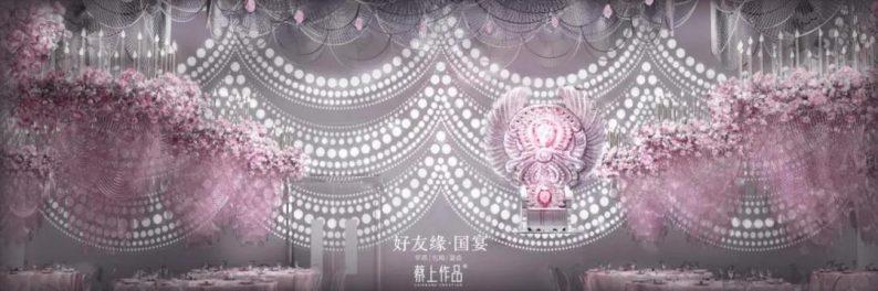 婚礼堂发布:两度携手蔡上!广西地标性餐饮宴会酒店  第32张