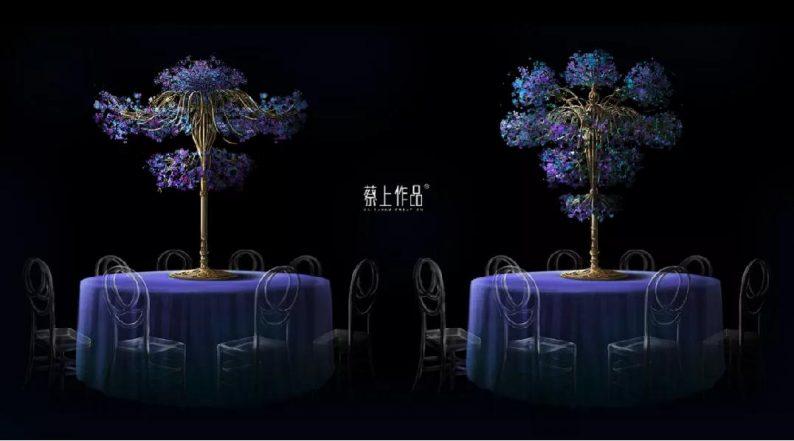 婚礼堂发布:两度携手蔡上!广西地标性餐饮宴会酒店  第38张