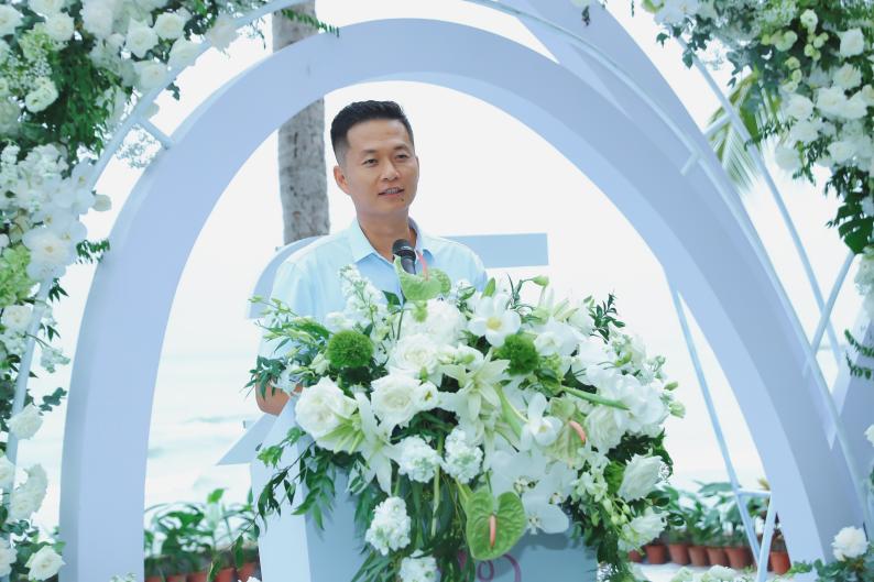 第二十五届三亚天涯海角国际婚庆节,甜蜜起航!  第7张