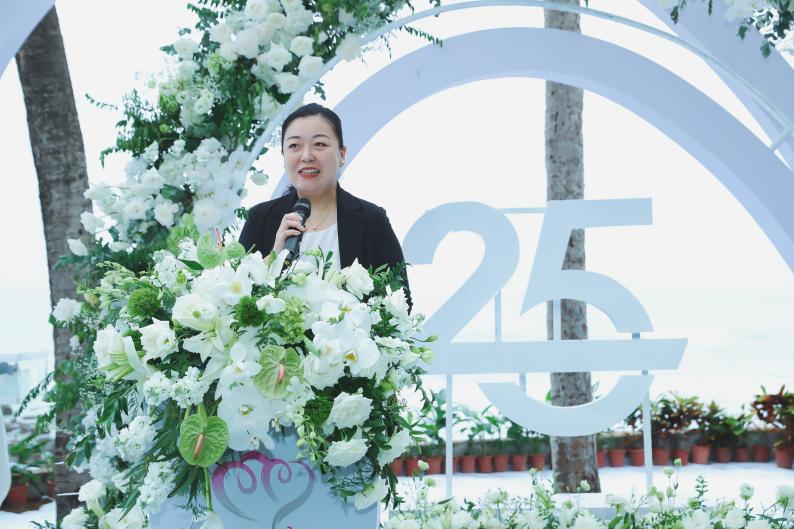 第二十五届三亚天涯海角国际婚庆节,甜蜜起航!  第9张
