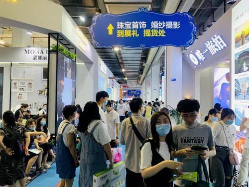 首日3.82亿!中国婚博会北京站商家排行榜出炉  第3张