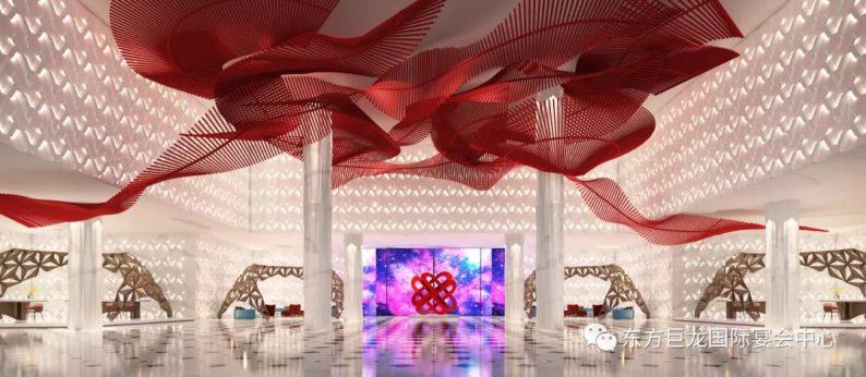 婚礼堂发布:斥资1.5亿元!温州超大型宴会主题酒店  第2张