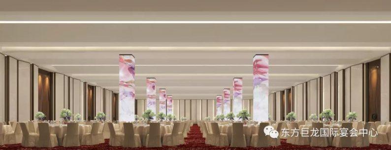 婚礼堂发布:斥资1.5亿元!温州超大型宴会主题酒店  第6张