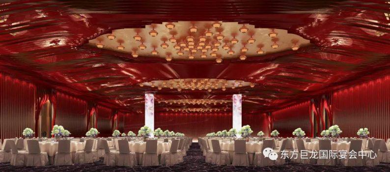 婚礼堂发布:斥资1.5亿元!温州超大型宴会主题酒店  第7张