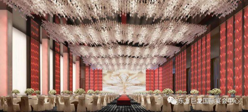 婚礼堂发布:斥资1.5亿元!温州超大型宴会主题酒店  第8张