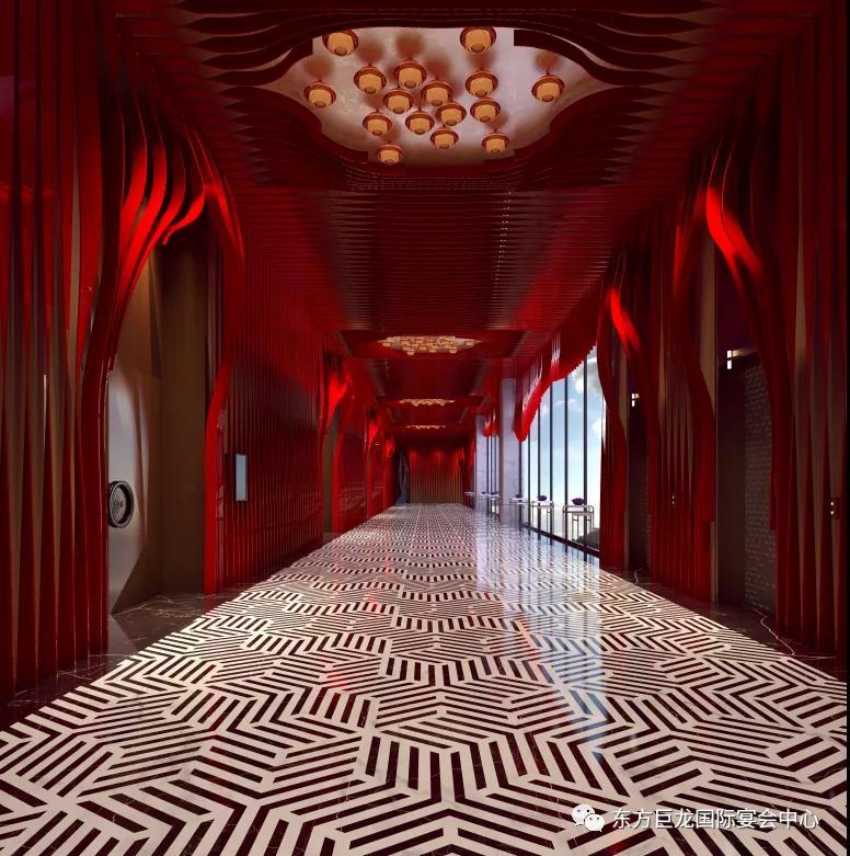 婚礼堂发布:斥资1.5亿元!温州超大型宴会主题酒店  第10张