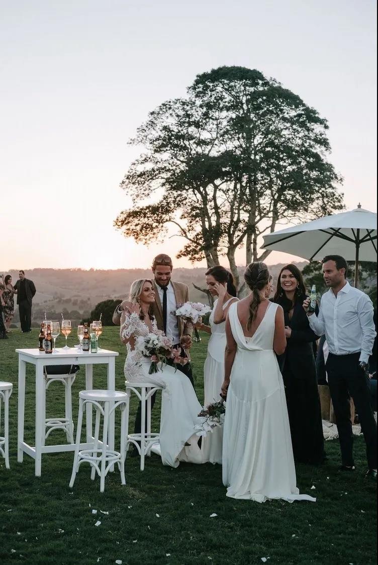 打造婚礼互动欢迎区的6个灵感  第1张