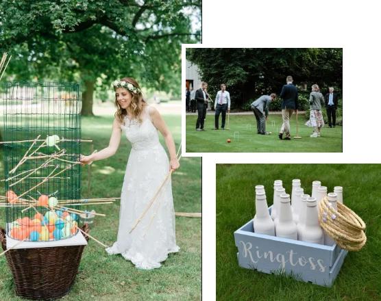 打造婚礼互动欢迎区的6个灵感  第3张