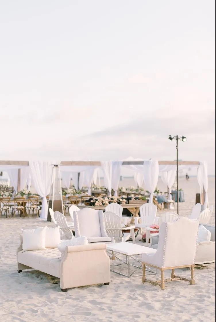 打造婚礼互动欢迎区的6个灵感  第5张