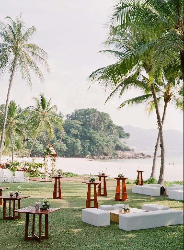 打造婚礼互动欢迎区的6个灵感  第6张