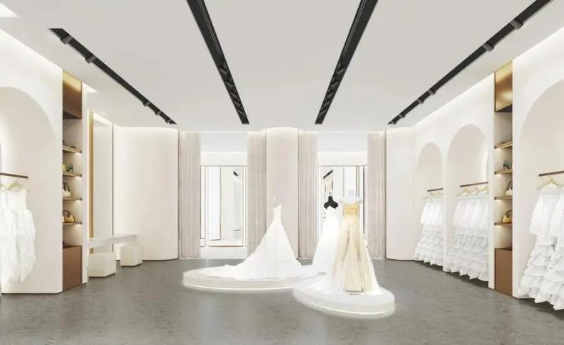 婚礼堂发布:6大宴会厅!衡阳5000㎡艺术级宴会中心  第3张