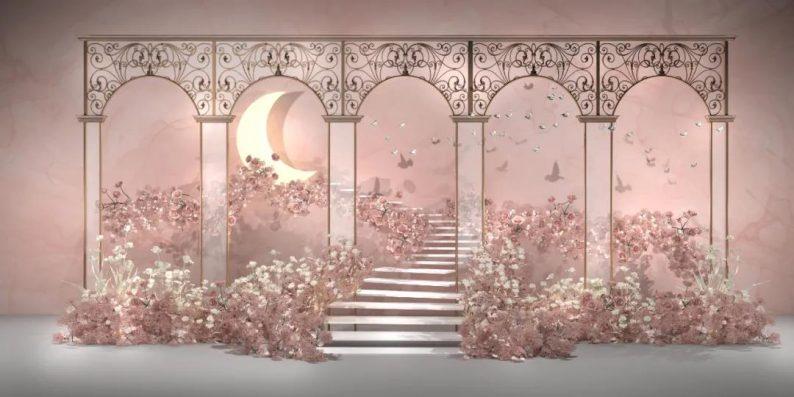 婚礼堂发布:6大宴会厅!衡阳5000㎡艺术级宴会中心  第9张