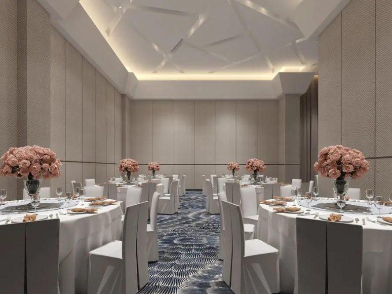 婚礼堂发布:6大宴会厅!衡阳5000㎡艺术级宴会中心  第14张