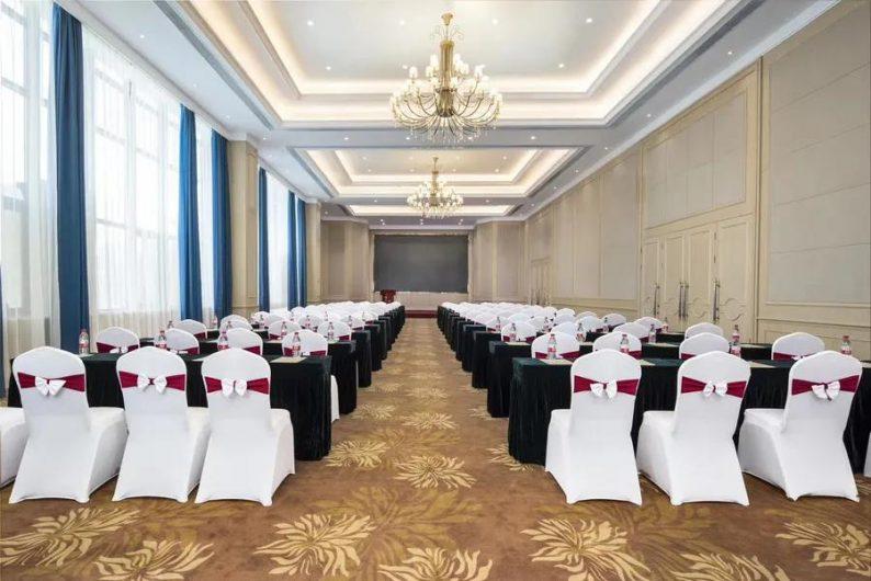婚礼堂发布:6大宴会厅!衡阳5000㎡艺术级宴会中心  第15张
