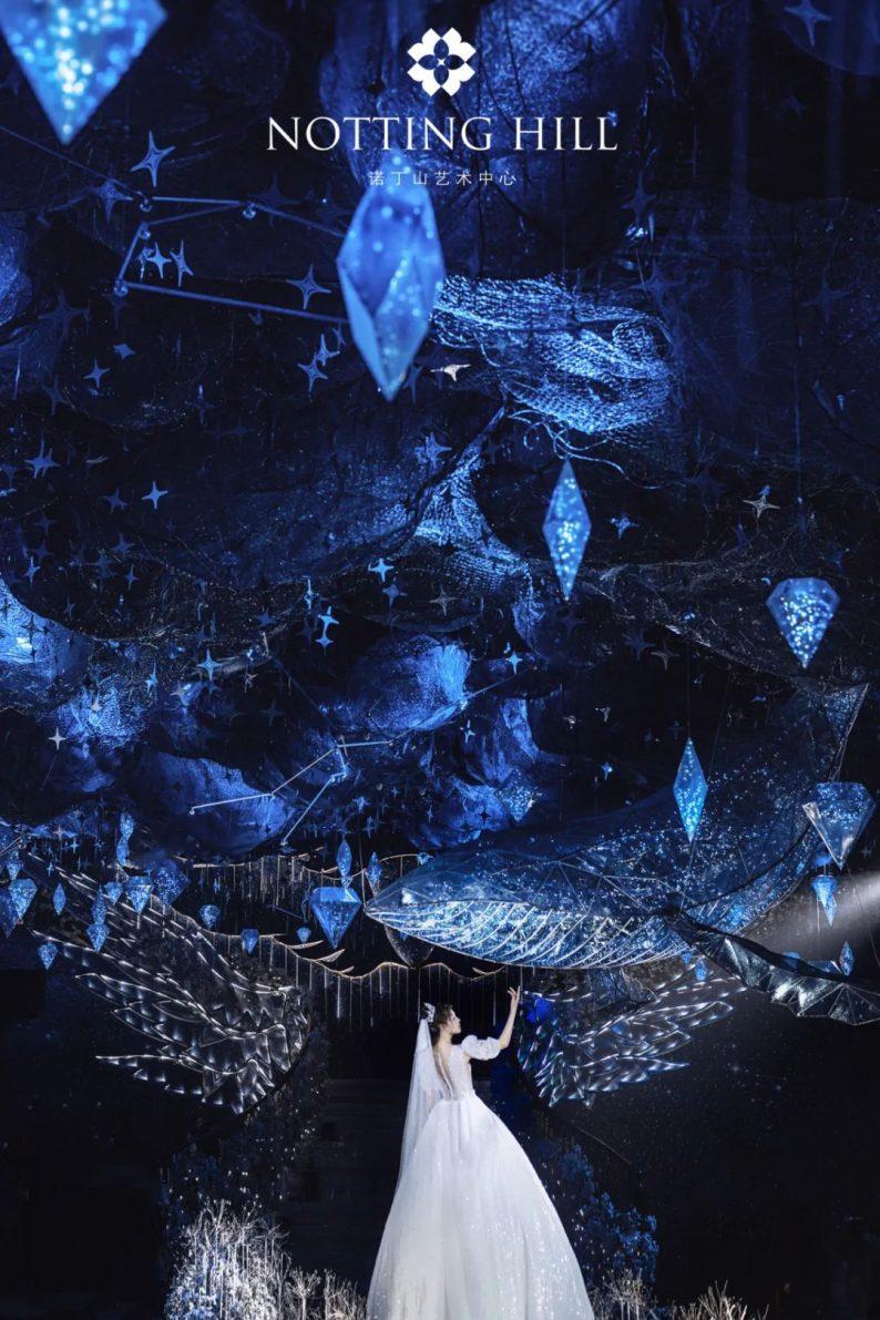 婚礼堂发布:游乐园+艺术婚礼!南通诺丁山艺术中心亮相  第6张
