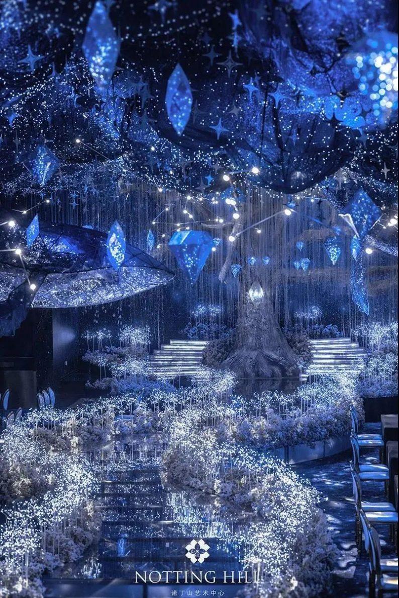 全国6大门店!诺丁山艺术中心近30个百万级宴会厅  第77张