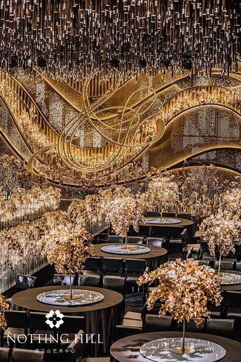 婚礼堂发布:游乐园+艺术婚礼!南通诺丁山艺术中心亮相  第14张