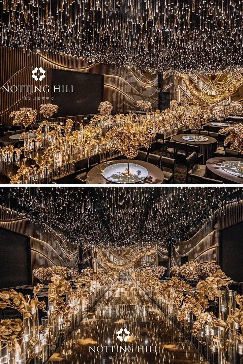 全国6大门店!诺丁山艺术中心近30个百万级宴会厅  第81张