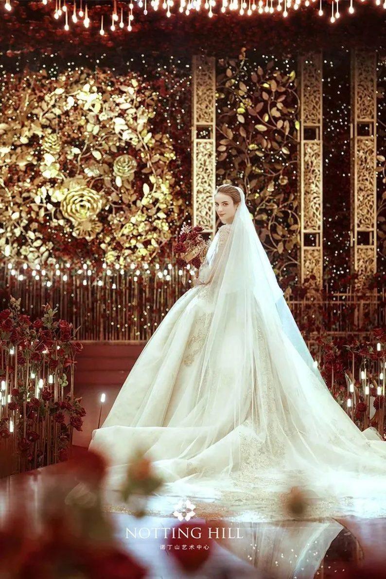 婚礼堂发布:游乐园+艺术婚礼!南通诺丁山艺术中心亮相  第18张