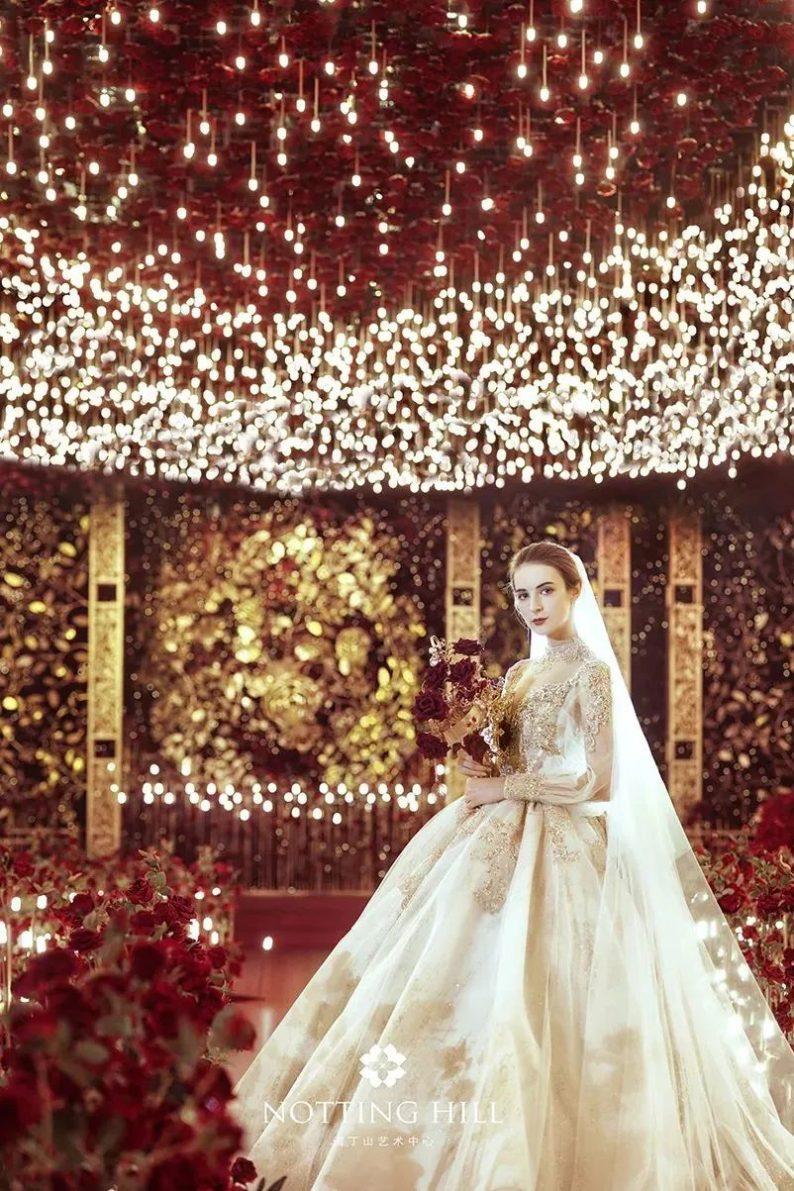 婚礼堂发布:游乐园+艺术婚礼!南通诺丁山艺术中心亮相  第19张