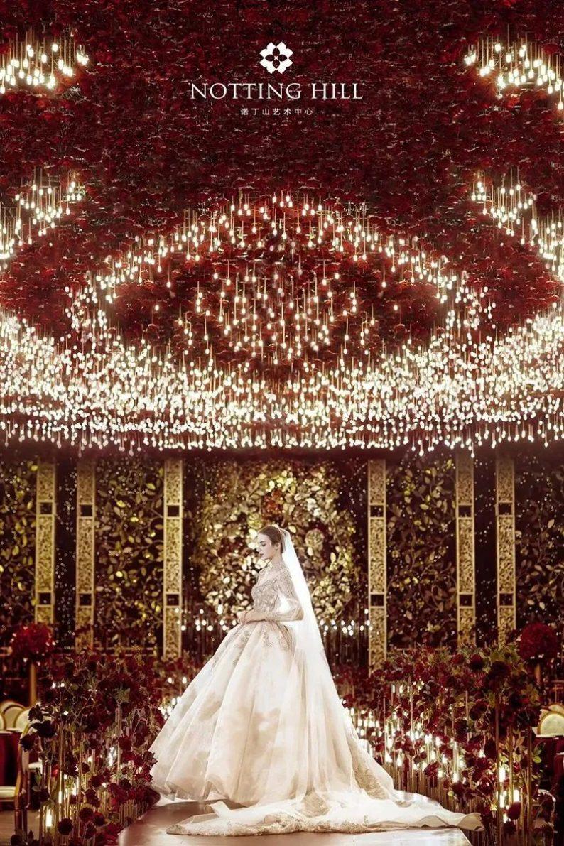 全国6大门店!诺丁山艺术中心近30个百万级宴会厅  第86张