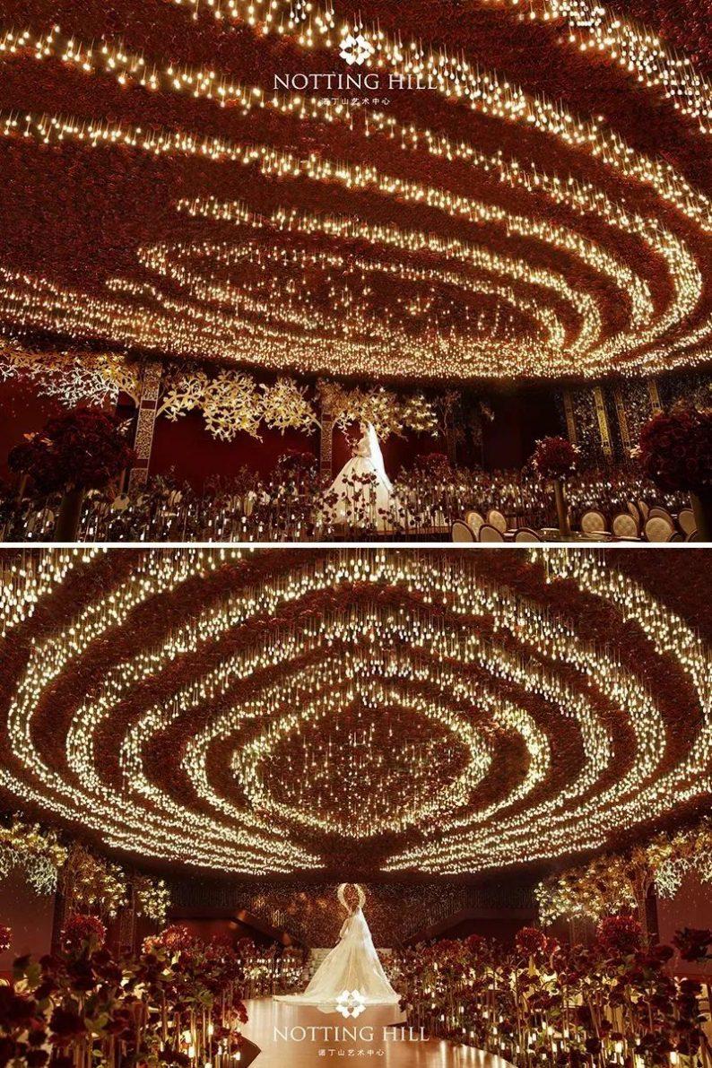 婚礼堂发布:游乐园+艺术婚礼!南通诺丁山艺术中心亮相  第21张