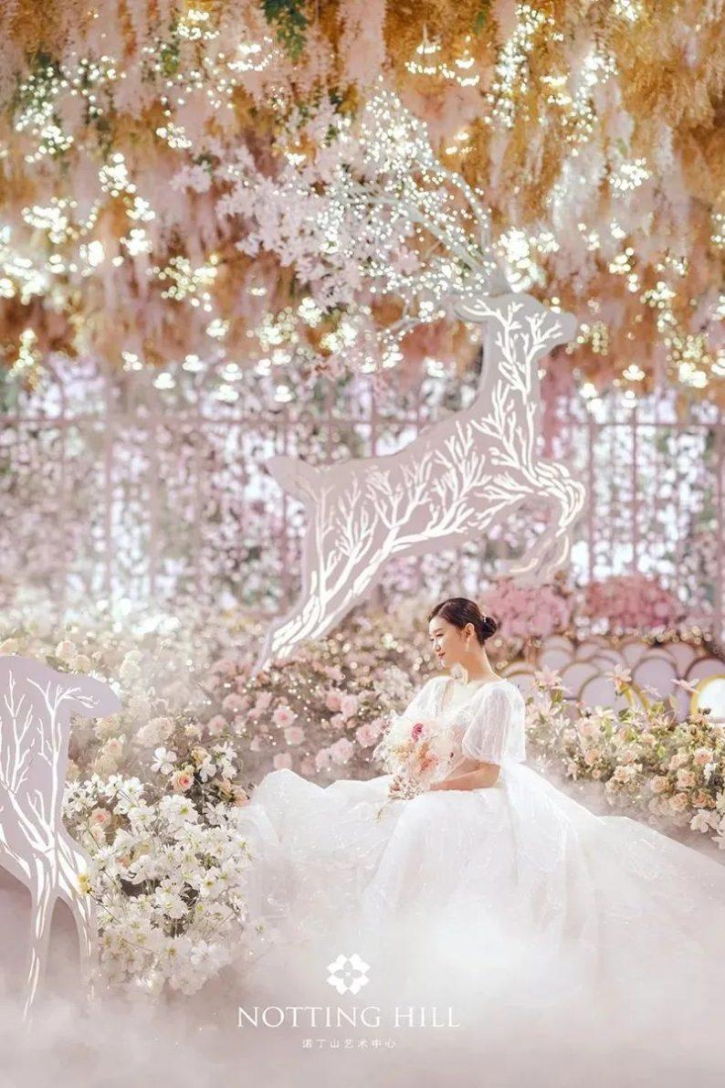 婚礼堂发布:游乐园+艺术婚礼!南通诺丁山艺术中心亮相  第25张