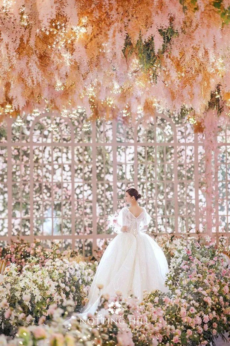 婚礼堂发布:游乐园+艺术婚礼!南通诺丁山艺术中心亮相  第26张