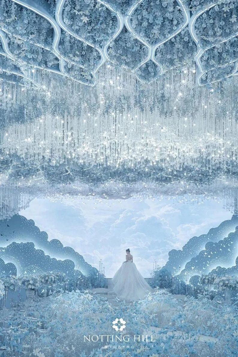 婚礼堂发布:游乐园+艺术婚礼!南通诺丁山艺术中心亮相  第33张