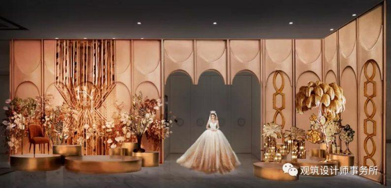婚礼堂发布:餐饮航母+婚礼堂!打造华中区最大规模宴会厅  第11张
