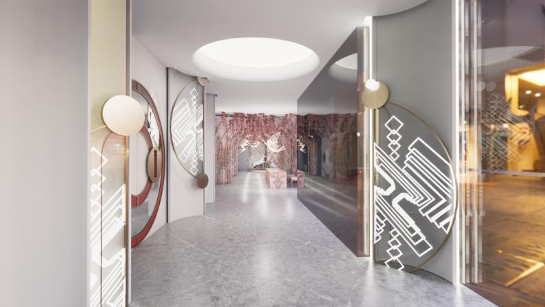 婚礼堂发布:餐饮航母+婚礼堂!打造华中区最大规模宴会厅  第20张