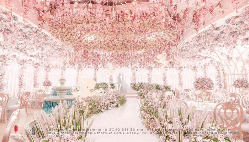 婚礼堂发布:餐饮航母+婚礼堂!打造华中区最大规模宴会厅  第28张