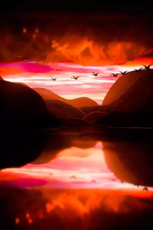 灯光艺术节蔡上设计:东方意境,光与影的诗人  第4张