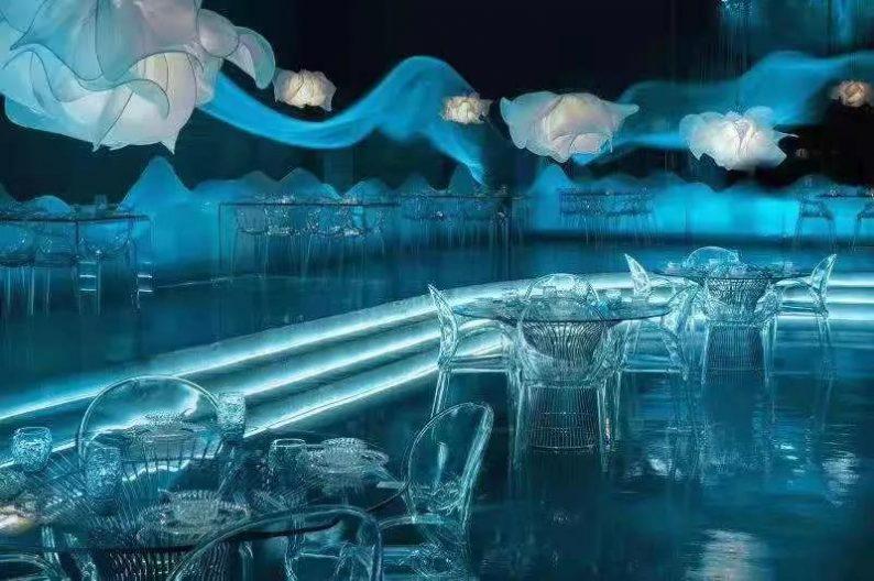 灯光艺术节蔡上设计:东方意境,光与影的诗人  第11张