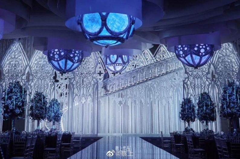 灯光艺术节蔡上设计:东方意境,光与影的诗人  第12张