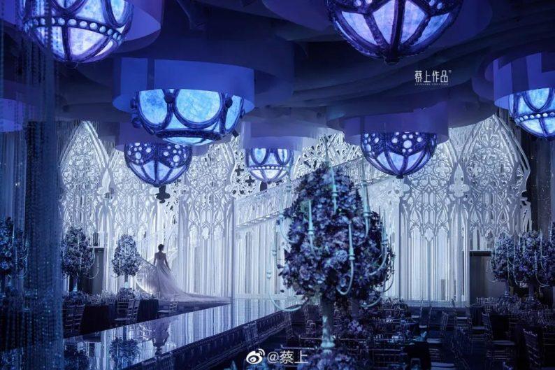 灯光艺术节蔡上设计:东方意境,光与影的诗人  第13张