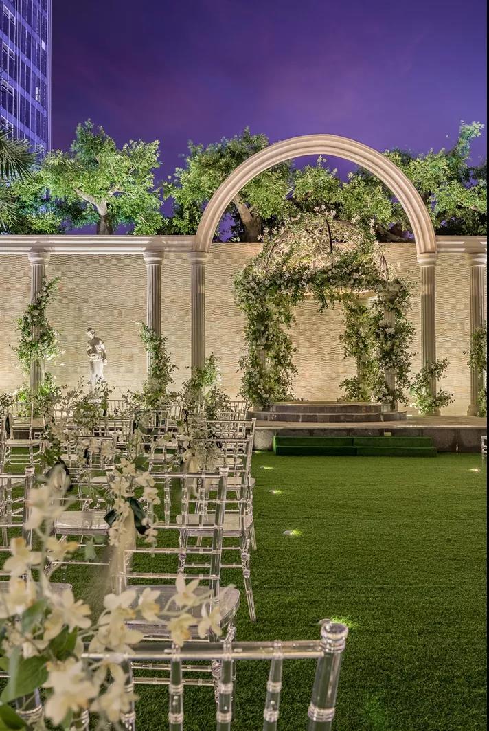 婚礼堂发布:贵阳网红打卡点!喜玛拉雅宴会艺术中心  第1张