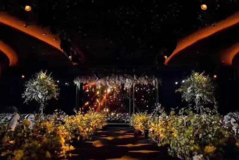 婚礼堂发布:贵阳网红打卡点!喜玛拉雅宴会艺术中心  第2张
