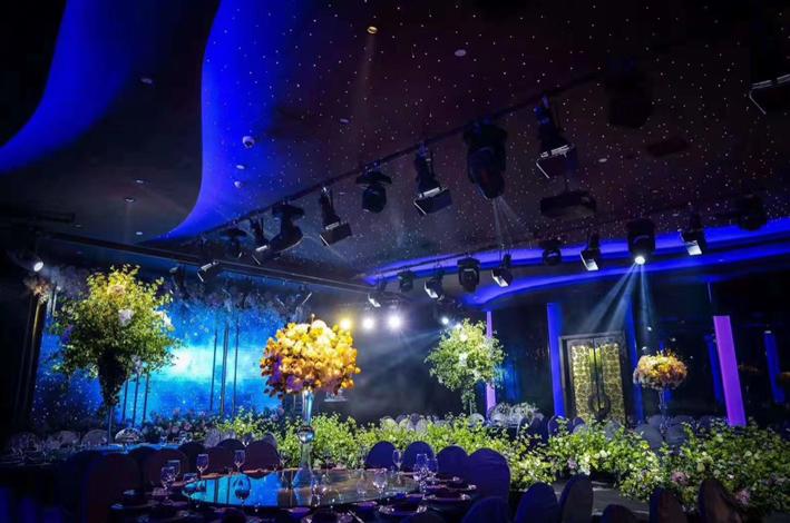 婚礼堂发布:贵阳网红打卡点!喜玛拉雅宴会艺术中心  第3张