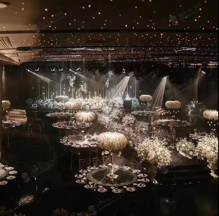 婚礼堂发布:贵阳网红打卡点!喜玛拉雅宴会艺术中心  第8张
