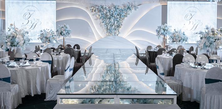 婚礼堂发布:贵阳网红打卡点!喜玛拉雅宴会艺术中心  第10张