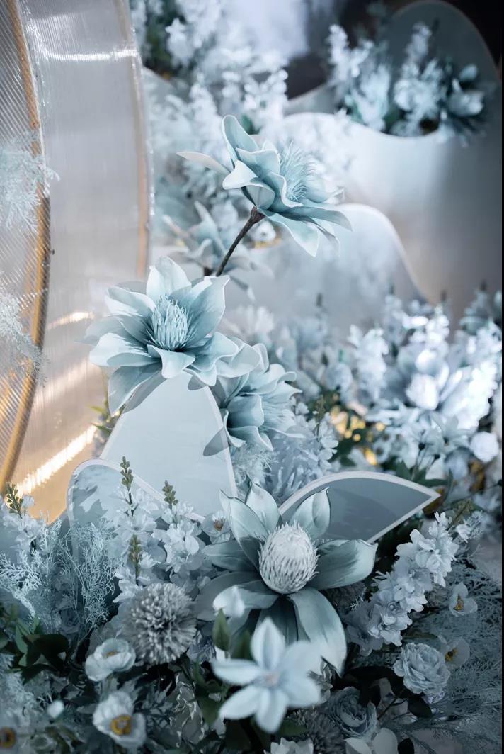 婚礼堂发布:贵阳网红打卡点!喜玛拉雅宴会艺术中心  第11张