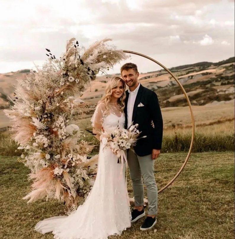 《秋季婚礼灵感指南》  第1张