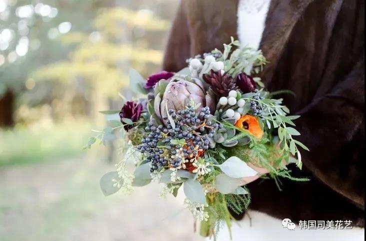 《秋季婚礼灵感指南》  第5张