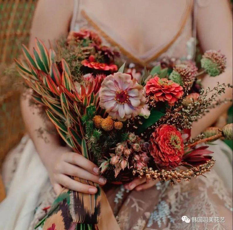 《秋季婚礼灵感指南》  第8张