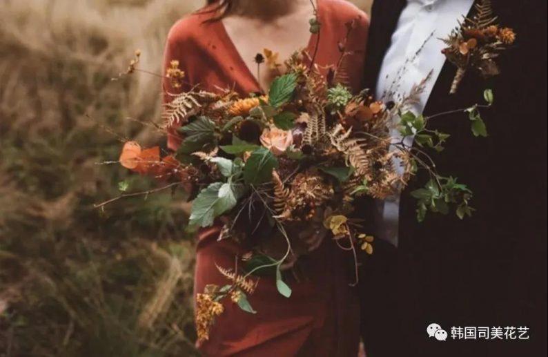 《秋季婚礼灵感指南》  第9张