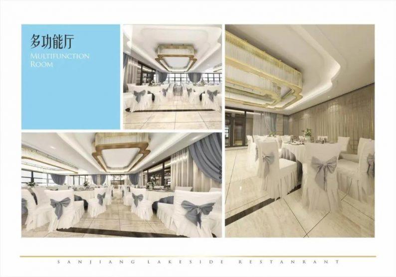 婚礼堂发布:西南婚宴新地标,湖景巴洛克建筑风格  第12张