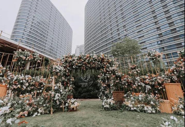 婚礼堂发布:西南婚宴新地标,湖景巴洛克建筑风格  第20张