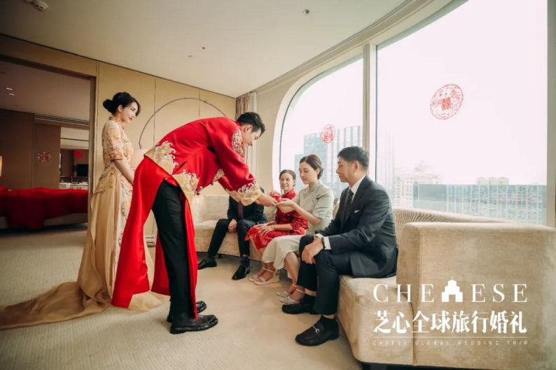户外明星婚礼|李子峰&林籽甜蜜大婚  第7张