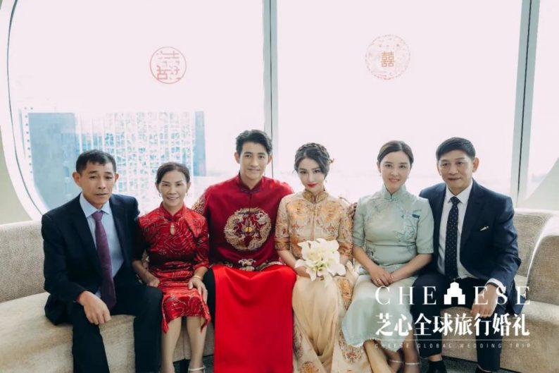 户外明星婚礼|李子峰&林籽甜蜜大婚  第8张
